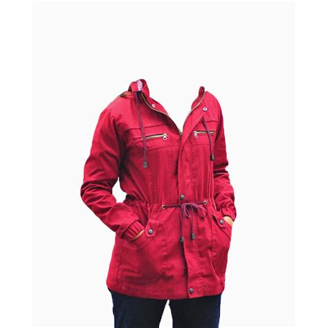 Jaket Parka Kanvas Murah Berkualitas jaket parka kanvas cewek murah warna banyak elevenia
