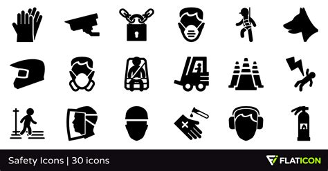 Open Home Plans safety icons 30 free icons svg eps psd png files