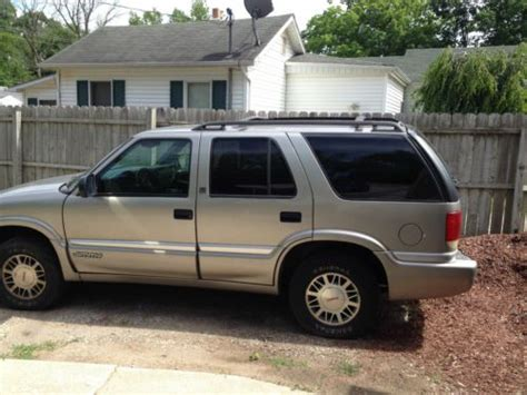 how to sell used cars 1999 gmc jimmy navigation system buy used 1999 gmc jimmy sle 4 3l in leo indiana united states