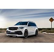 Tuning Mercedes GLS BLACKART – Black Art Group