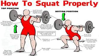 how to properly squat don t do this big mistake my