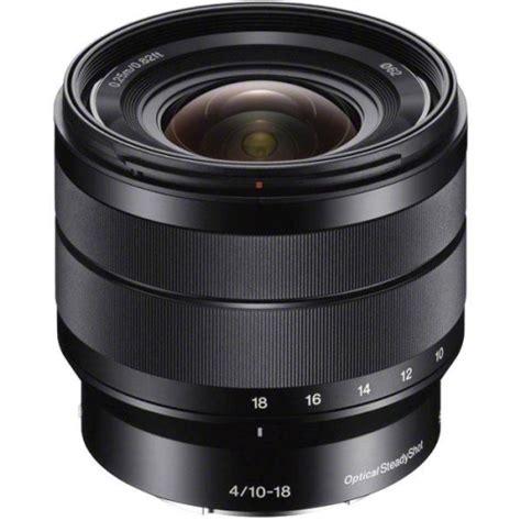 Sony 10 18mm 10 18 F 4 Oss by Sony Sel 10 18mm F4 Oss Lenses Olearyscameraworld Ie