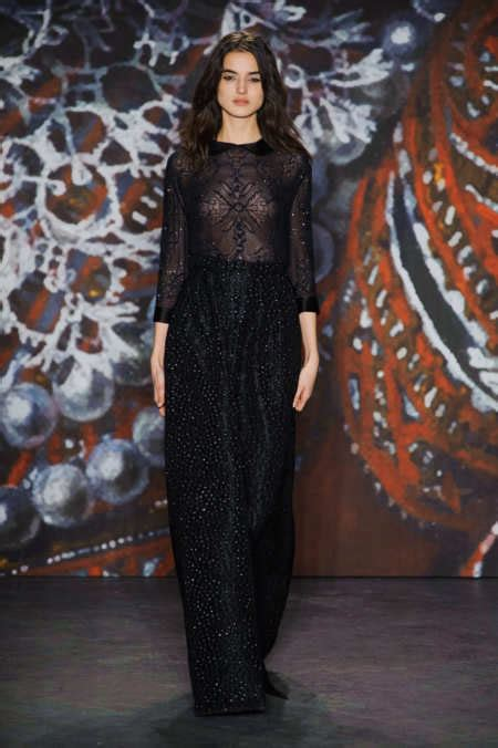 jenny packham fallwinter 2015 2015 collection new york fashion jenny packham fall 2015 rtw the cut
