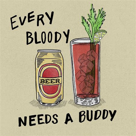 Bloody Mary Meme - bloody mary and its beer buddy booze puns memes