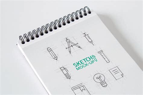 sketchbook mockup psd sketchbook psd mockup set bypeople