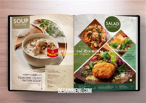 desain daftar menu resto desain daftar menu