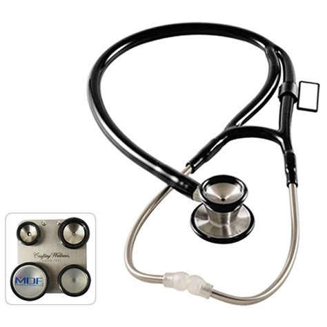 Stetoscope Dual Gc Premier procardial c3 cardiology stainless steel dual stethoscope