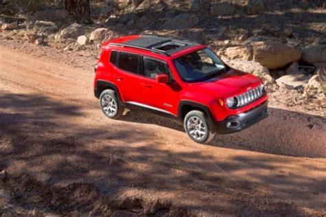 Jeep Renegade Length 2015 Jeep Renegade Review Specs Photos