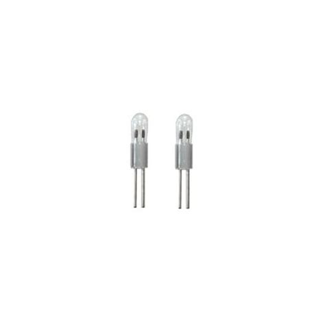 mini mag light bulbs aa mini mag light bulbs pack of 2 38739107035 ebay