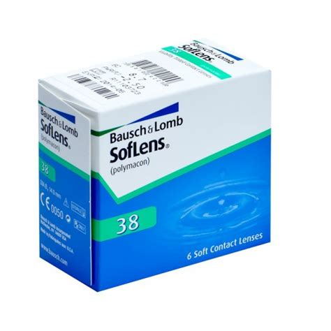 Softlens Ultra soflens 38 contacts cow