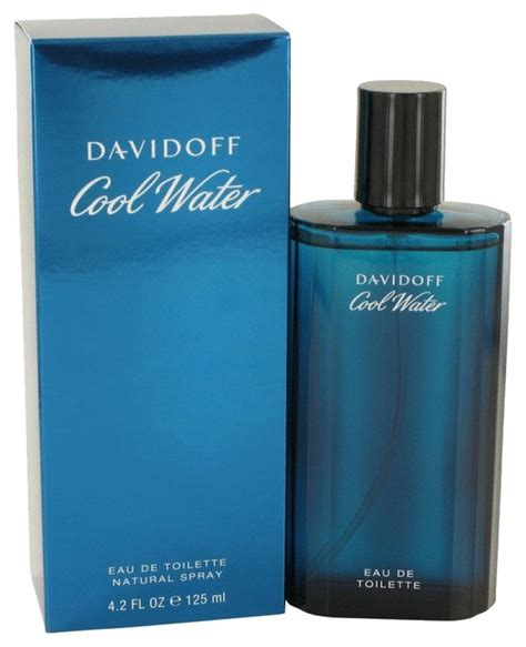 Parfum Davidoff davidoff cool water by davidoff eau de toilette spray 4 2 oz