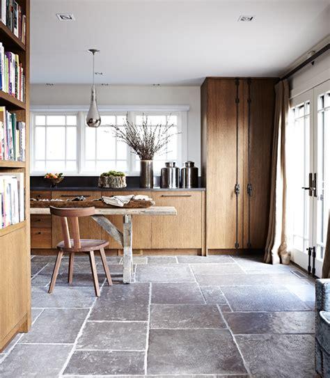 Merveilleux Cuisine En U Avec Table #6: 1-MD_interieurs-decoration-chalet-rustique-moderne.jpg