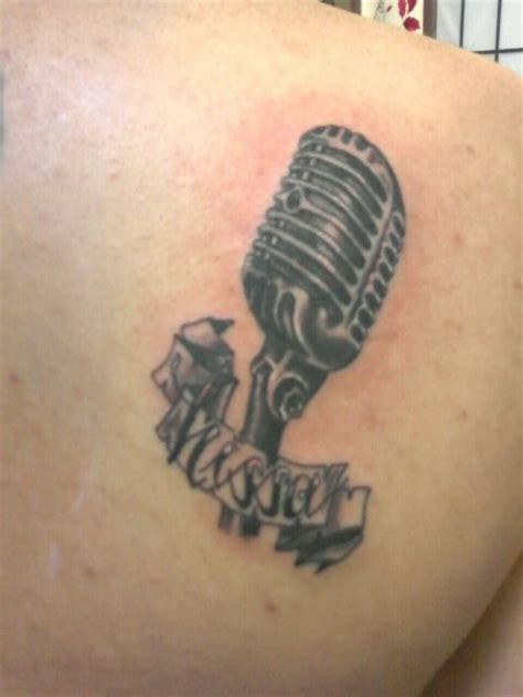 tattoo creator exe pin free microphone tattoo designs pictures on pinterest