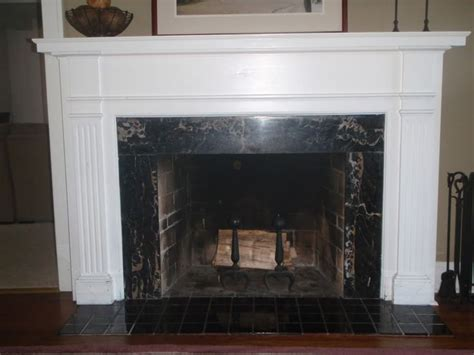 black marble fireplace renovation ideas