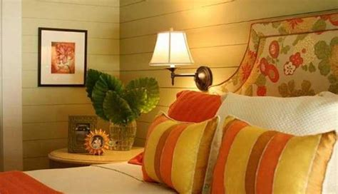 orange and yellow living room ideas 15 bright fall decorating ideas warming home interiors with orange colors