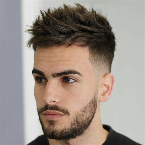 best hairstyles for men spikes top 10 hairstyles for men boys