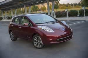 2016 Nissan Leaf 2016 Nissan Leaf Offers 107 Mile Range With 30 Kwh Battery