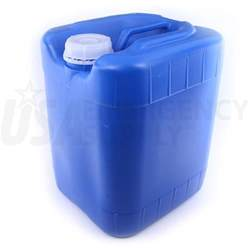 water storage container 5 gallon stackable emergency water container usa