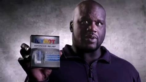 icy hot commercial youtube icy hot quot shaq vs pain quot youtube