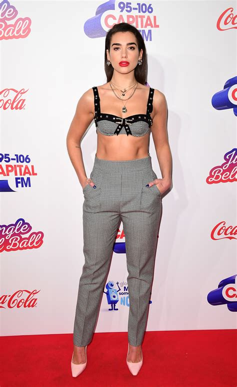 dua lipa red carpet dua lipa brought all her new rules to the capitaljbb