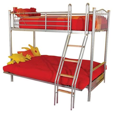 hyder alaska futon bunk bed buy hyder alaska futon bunk bed denim from our kids