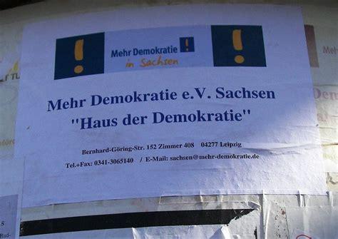 haus der demokratie leipzig 63 auf dem leipziger augustusplatz mehr demokratie