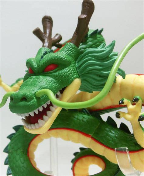 dragon ball  wcf mega shenron dragon figure released  anime toy news