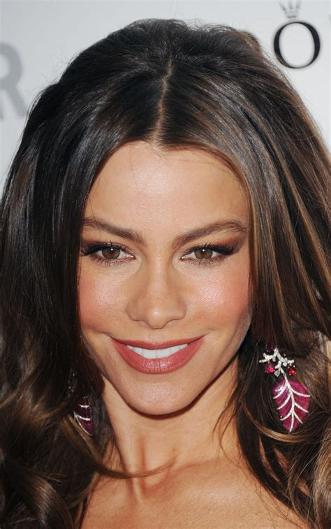 sofia vergara eyes sofia vergara smoky eyes sofia vergara looks stylebistro