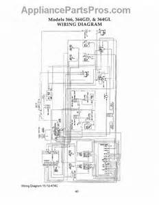 parts for thermador prg366us wiring diagram parts appliancepartspros