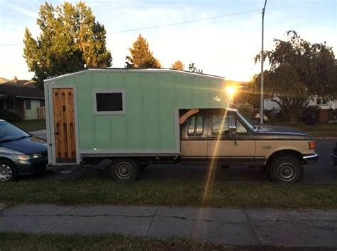 tiny house truck tiny house on a truck for sale in bozeman montana
