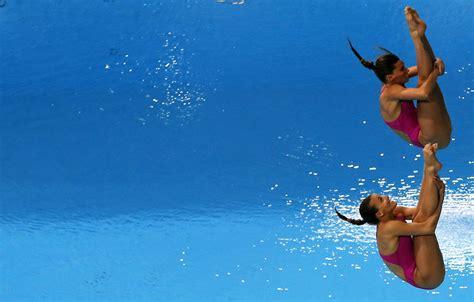 dive sports day of calisthenics team