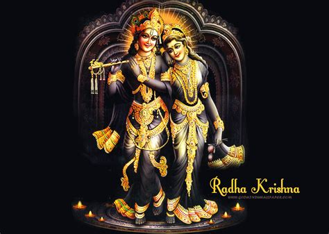 computer wallpaper of god free hindu god goddess wallpapers krishna radha wallpapers