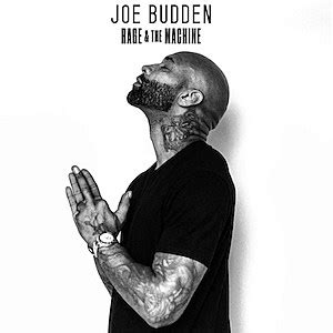 Joe Is Back With A New Album In Stores April 24th by Joe Budden Unveils Album Cover Tracklist For Rage The
