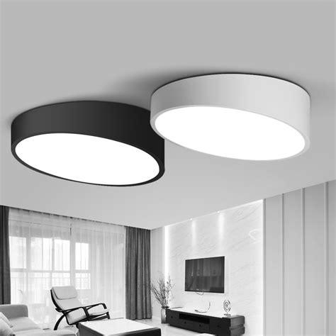 creative cylinder ceiling light lamparas de techo plafoniere lampara techo salon bedroom light