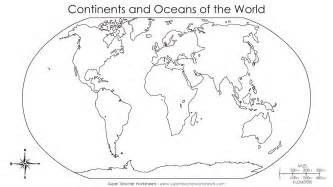 fill in the blank world map worksheet davezan