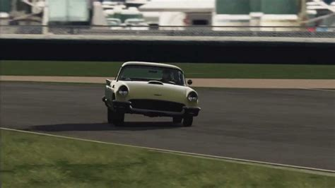 corvette thunderbird forza motorsport 4 ford thunderbird vs chevrolet
