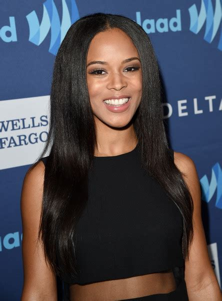 what kind of hair does tiana from empire have in serayah mcneill 201 pra casar caracolices