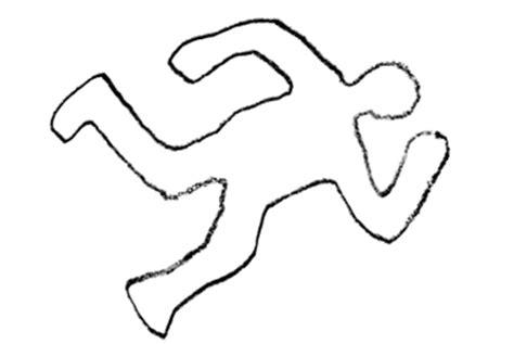 police body outline