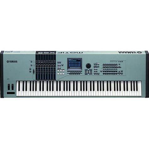 Keyboard Yamaha Motif Xs8 Yamaha Motif Xs8 88 Key Synthesizer Workstation Motifxs8 B H