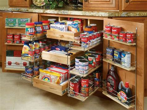 Kitchen Food Storage Ideas by Small Kitchen Storage Ideas For Your Home