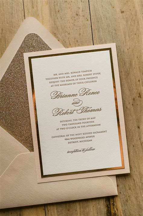 Wedding Invitation Suite Packages by Best 25 Formal Wedding Invitations Ideas On