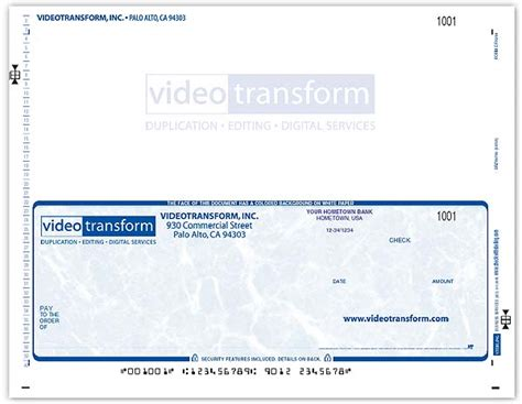 Professional Background Check Continuous Business Checks Custom Computer Checks Free Shipping Logo Envelopes Proof