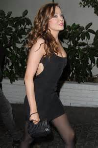 rose mcgowan tight dress rose mcgowan cleavage in tight dress at 2011 gq men of