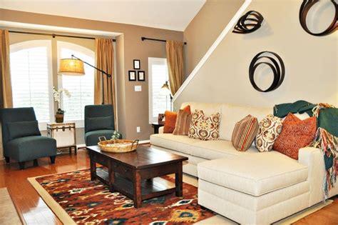 cs townhome traditional living room houston