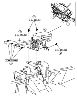 repair anti lock braking 1994 ford e series free book repair manuals 2001 honda truck cr v 2wd 2 0l mfi dohc 4cyl repair guides anti lock brake system