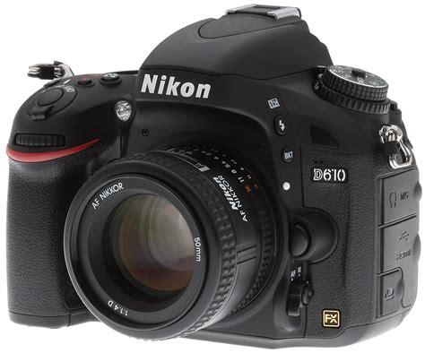 nikon d610 review