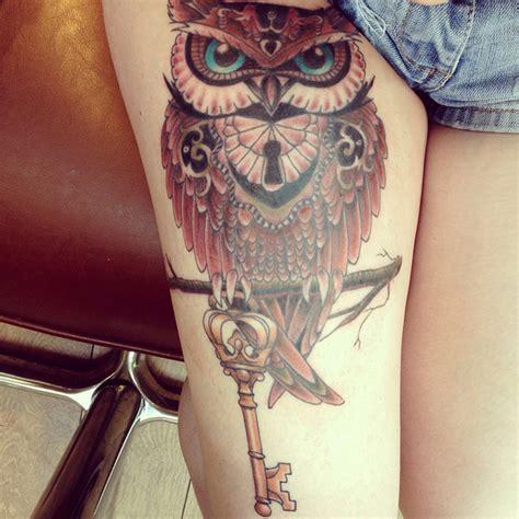 imagenes de tattoos geniales geniales ideas de tatuajes en muslos dsgnr