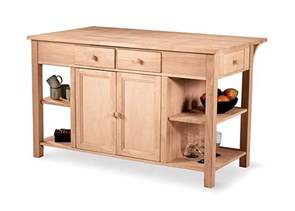 buy kitchen island storage w breakfast bar featuring