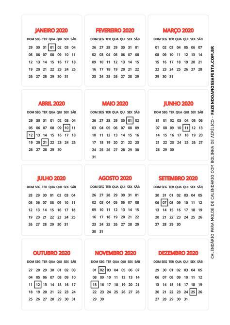 calendario  de mesa  fazendo  nossa festa