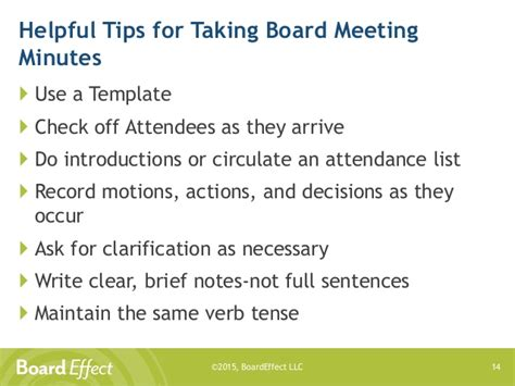 how to take minutes at a board meeting template how to take minutes at a board meeting